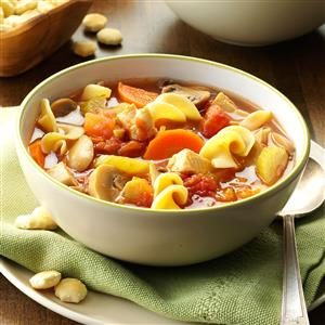 Home-Style Chicken Soup Recipe