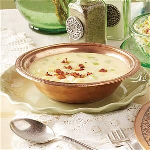 Home-Style Potato Soup Recipe