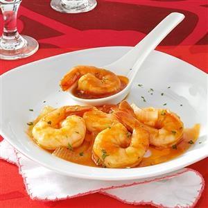 Homemade Marinated Shrimp Recipe
