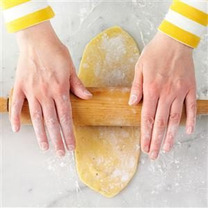 Homemade Pasta Dough Recipe