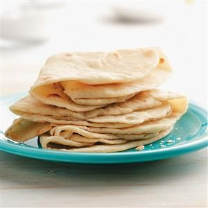 Watch Us Make: Homemade Tortillas