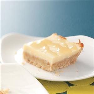 Honey Cheese Bars Recipe