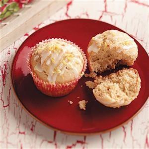 Honey Lemon Muffins Recipe
