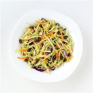 Honey-Orange Broccoli Slaw Recipe