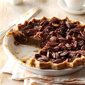 Honey Pecan Pie Recipe