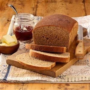 Honey Whole Wheat Loaves Recipe