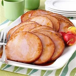Horseradish Honey Ham Recipe