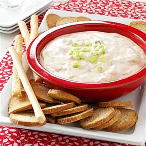 Hot Crab Dip Recipe