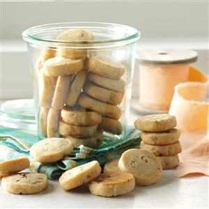 Icebox Cookies Recipe