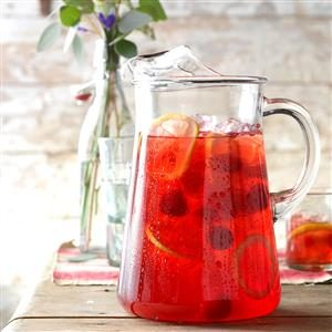 Iced Raspberry Tea Recipe