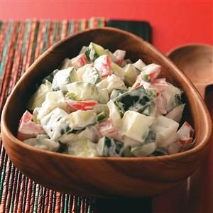 Indian Cucumber Salad Recipe