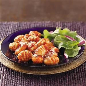 Instant Potato Gnocchi Recipe