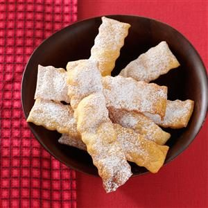 Italian Cenci Cookies Recipe