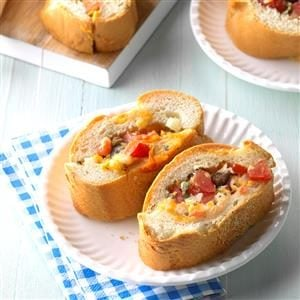 Italian Cheese Loaf Recipe