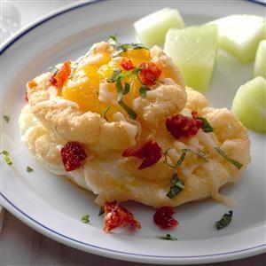 Italian Cloud Eggs Recipe