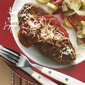 Italian Steaks for Two Recipe