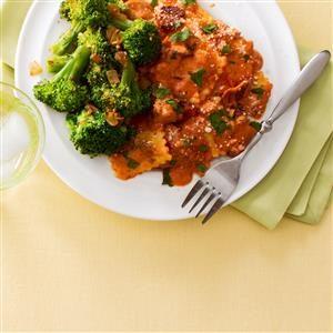 Italian-Style Broccoli Recipe