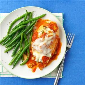 Italian-Style Chicken & Peppers
