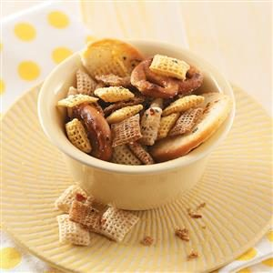 Italian-Style Snack Mix Recipe