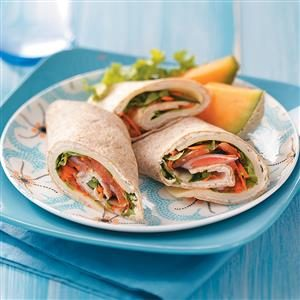 Italian Turkey Roll-Ups Recipe