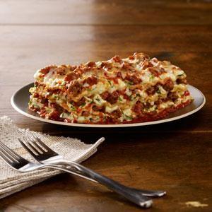 Johnsonville® Italian Sausage Lasagna Recipe