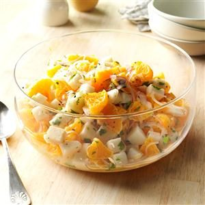 Jicama Citrus Salad Recipe