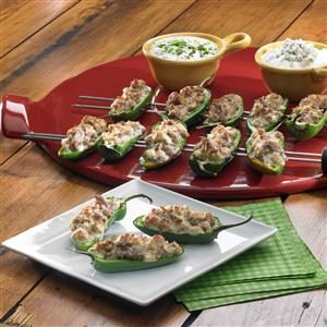Johnsonville Cheesy Pepper Poppers