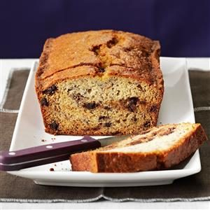 Judy's Chocolate Chip Banana Bread Recipe