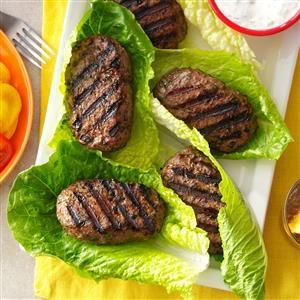Juicy & Delicious Mixed Spice Burgers Recipe