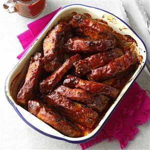 Kansas City-Style Ribs Recipe