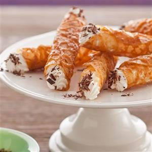 Lacy Brandy Snaps Recipe