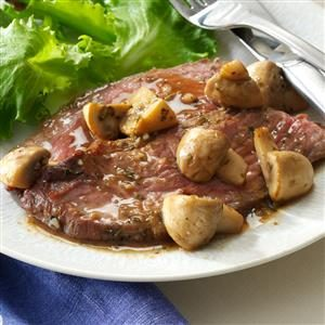 Lamb Marsala Recipe