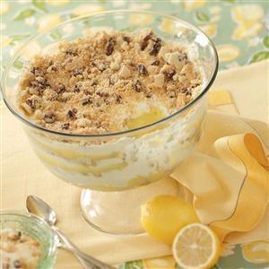 Lemon Bar Trifle Recipe