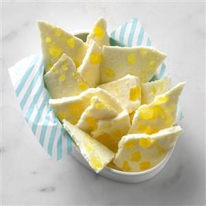 Lemon Bark Recipe