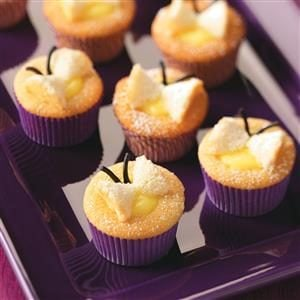 Lemon Butterfly Cupcakes Recipe