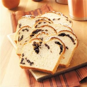 Lemon Currant Loaves Recipe
