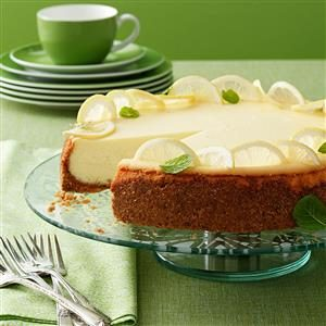 Lemon Dream Cheesecake Recipe