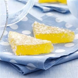 Lemon Jelly Candies
