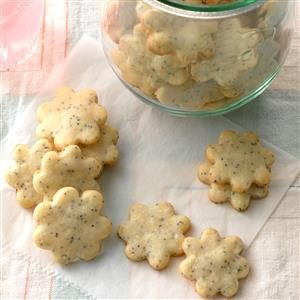Lemon Poppy Seed Cutouts Recipe