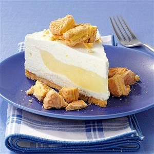 Lemon Surprise Cheesecake Recipe