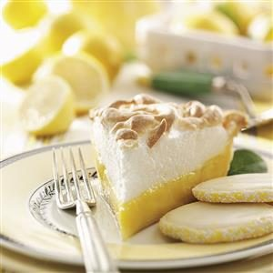 Lemonade Meringue Pie Recipe