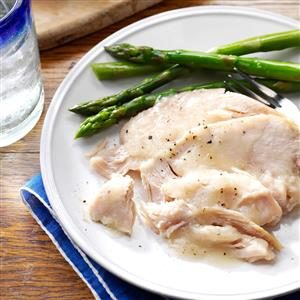 Lemony Turkey Breast Recipe