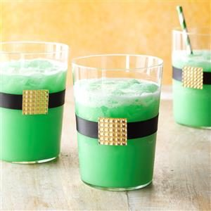 Leprechaun Lime Drink Recipe
