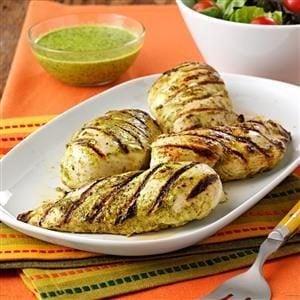 Lime-Cilantro Marinade for Chicken Recipe
