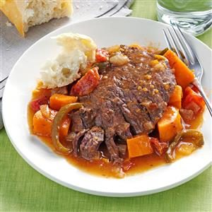 Louisiana Round Steak Recipe
