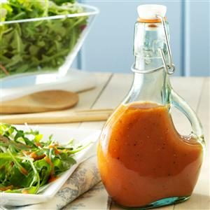Low-Fat Tangy Tomato Dressing Recipe