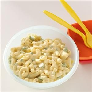 Macaroni and Cheese Pasta Salad Recipe
