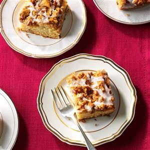 Make-Ahead Coffee Cake Recipe