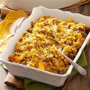 Make-Ahead Corn Bread Dressing Recipe