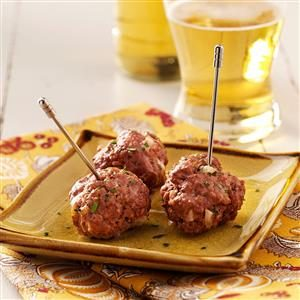 Make-Ahead Meatballs